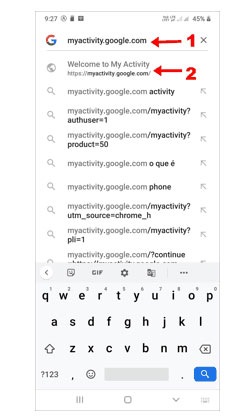 Google Search History को Delete कैसे करे