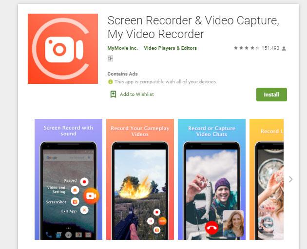 mobile phone ki screen recording kaise kare