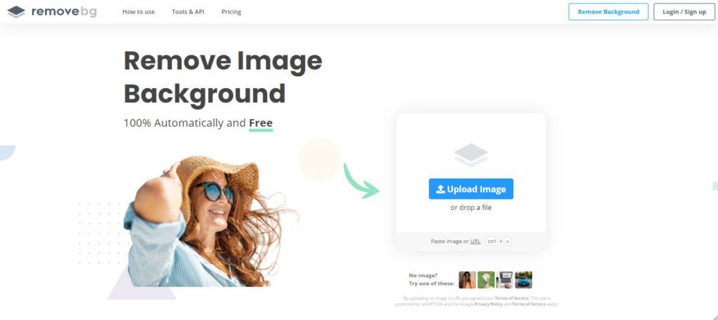 Photo का Background remove kare